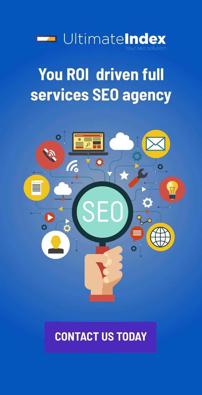 Ultimate Index - Your ROI driven full service SEO - SEO Checklist - 3